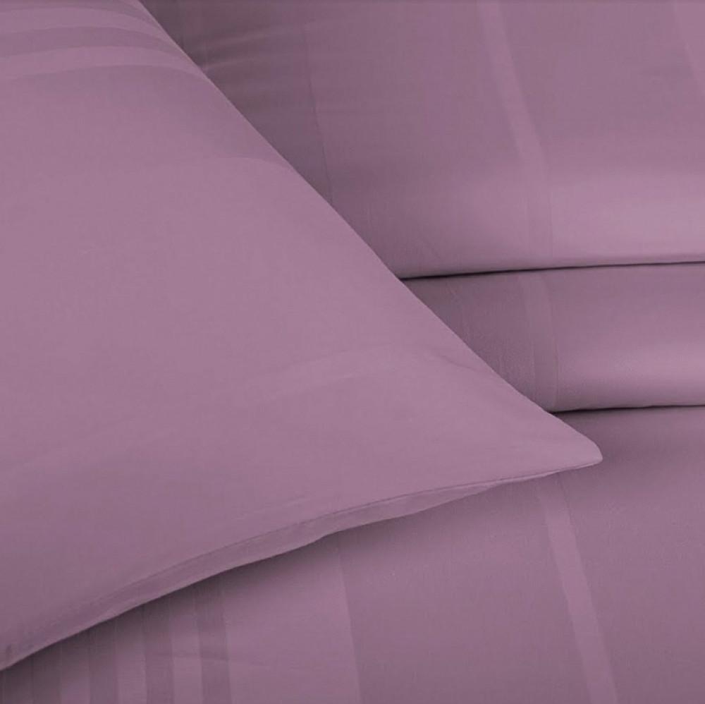 افضل مفرش قطن الغيمة الفندقي كوين 5 قطع - لون زهري - ميلين