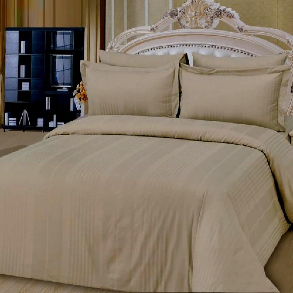 مفرش قطن الغيمه الفندقي مفرد ونص 6 قطع - جوزي - مفارش ميلين
