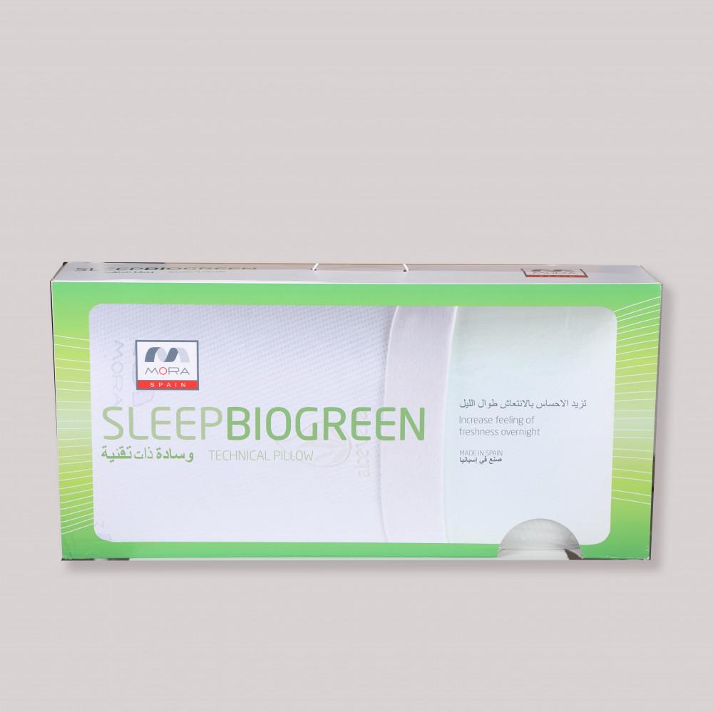 مخدة مورا بالصبار مقاومة للألم BIO GREEN - مفارش ميلين