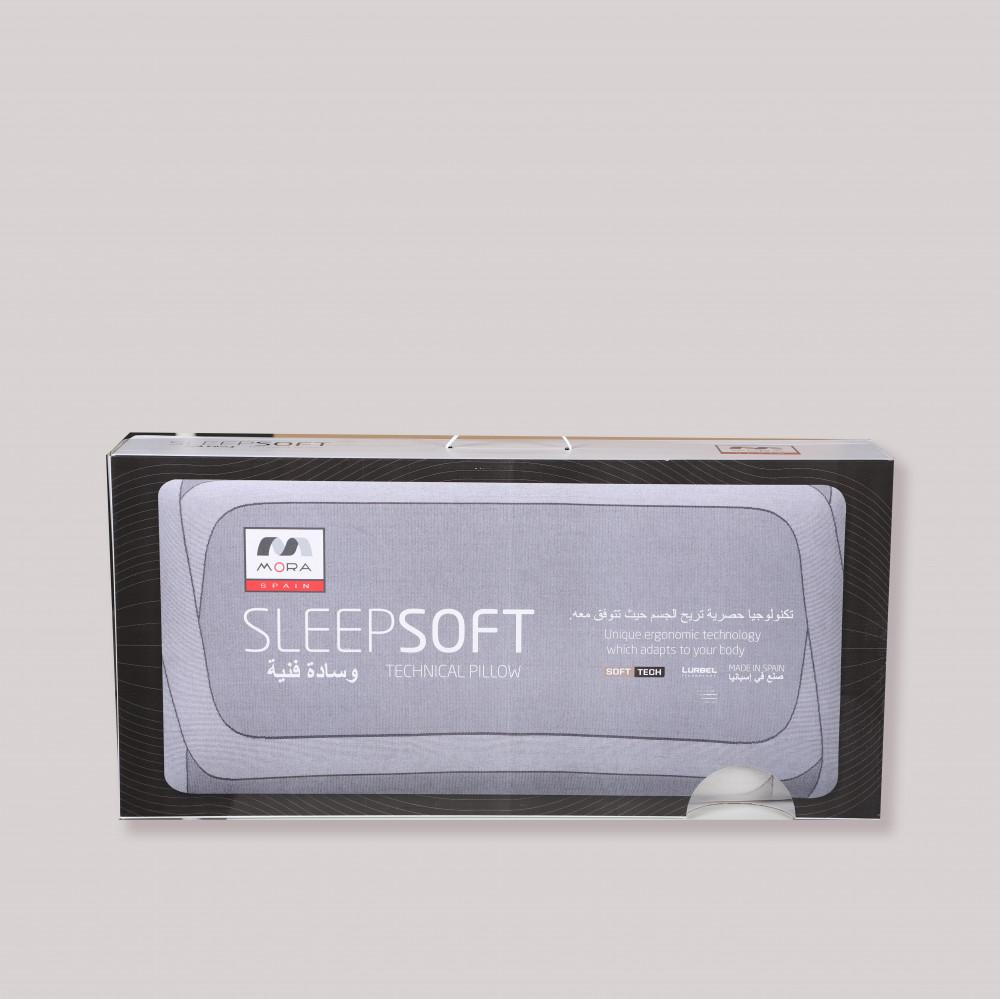 مخدة مورا المرنة SLEEP SOFT - مفارش ميلين
