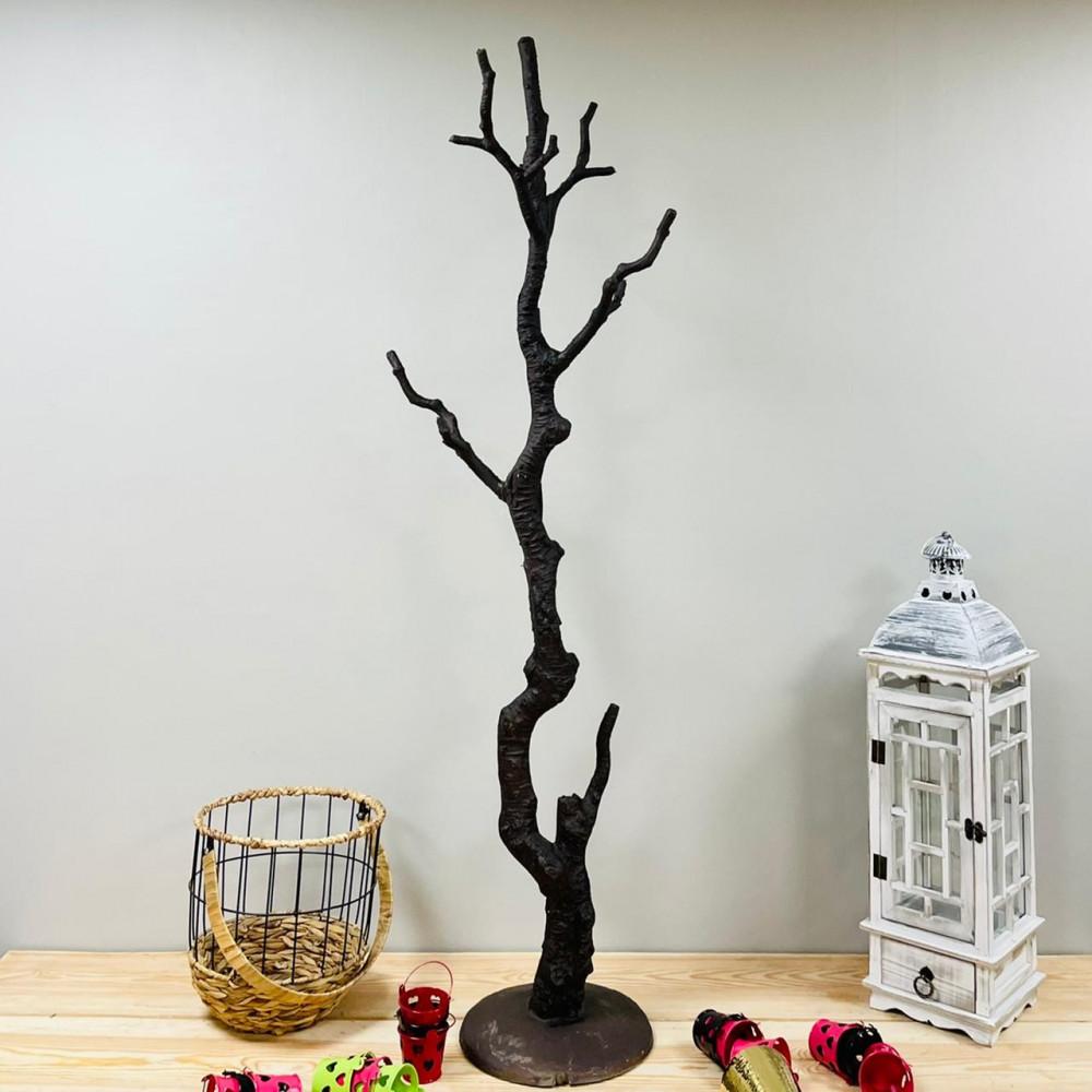 شجرة توزيعات بني بجذع دائري باغصان توزيعات مناسبات مواليد وهدايا