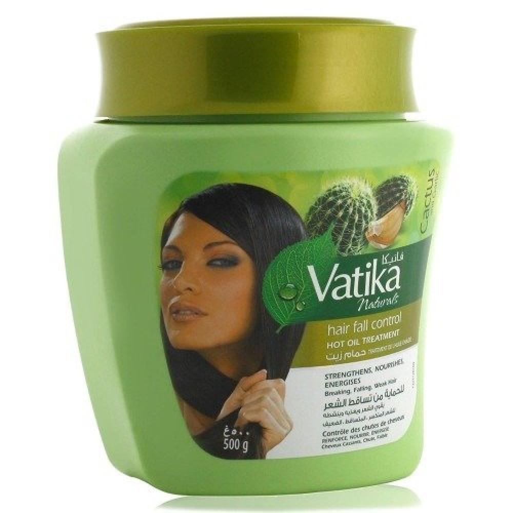 Vatika Hair Fall Control and Hot Oil Treatment 500g متجر خبير العطور