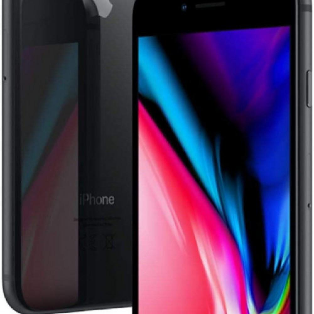 ابل ايفون 8 بذاكره داخليه  256 GB  مع فايس تايم  الجيل الرابع ال تي
