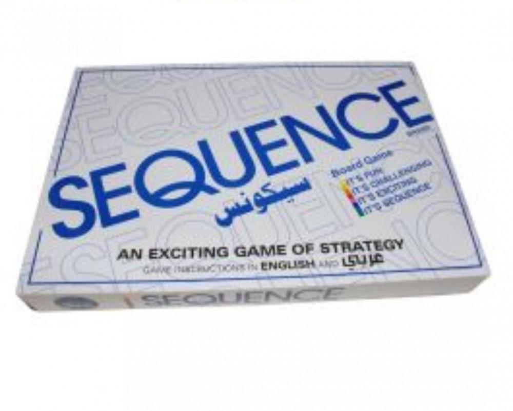 سيكونس أصلي اللعاب الجماعيه لعبة سيكونس عربي لوحة السيكونس العاب اطفال