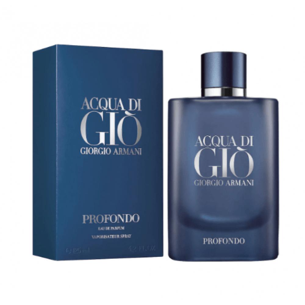 Armani Acqua Di Gio Profondo for Men Eau de Parfum 75ml خبير العطور