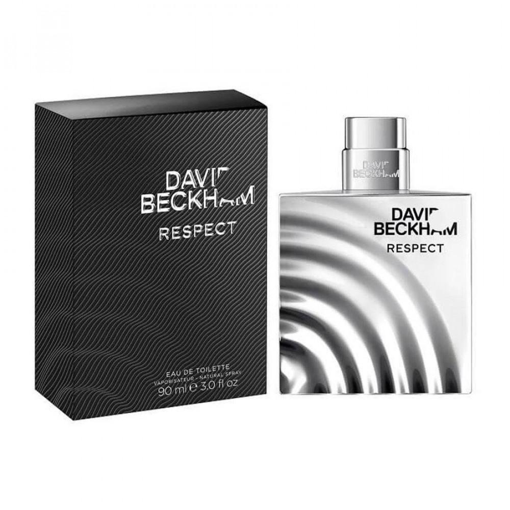 David Beckham Respect Eau de Toilette 90ml متجر خبير العطور