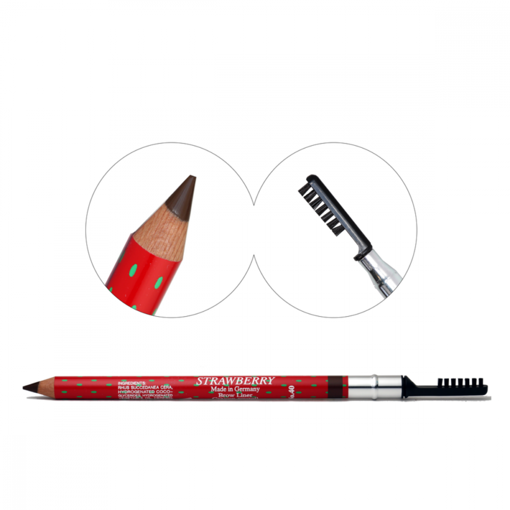 Strawberry Eyebrow Pencil  brown Germany