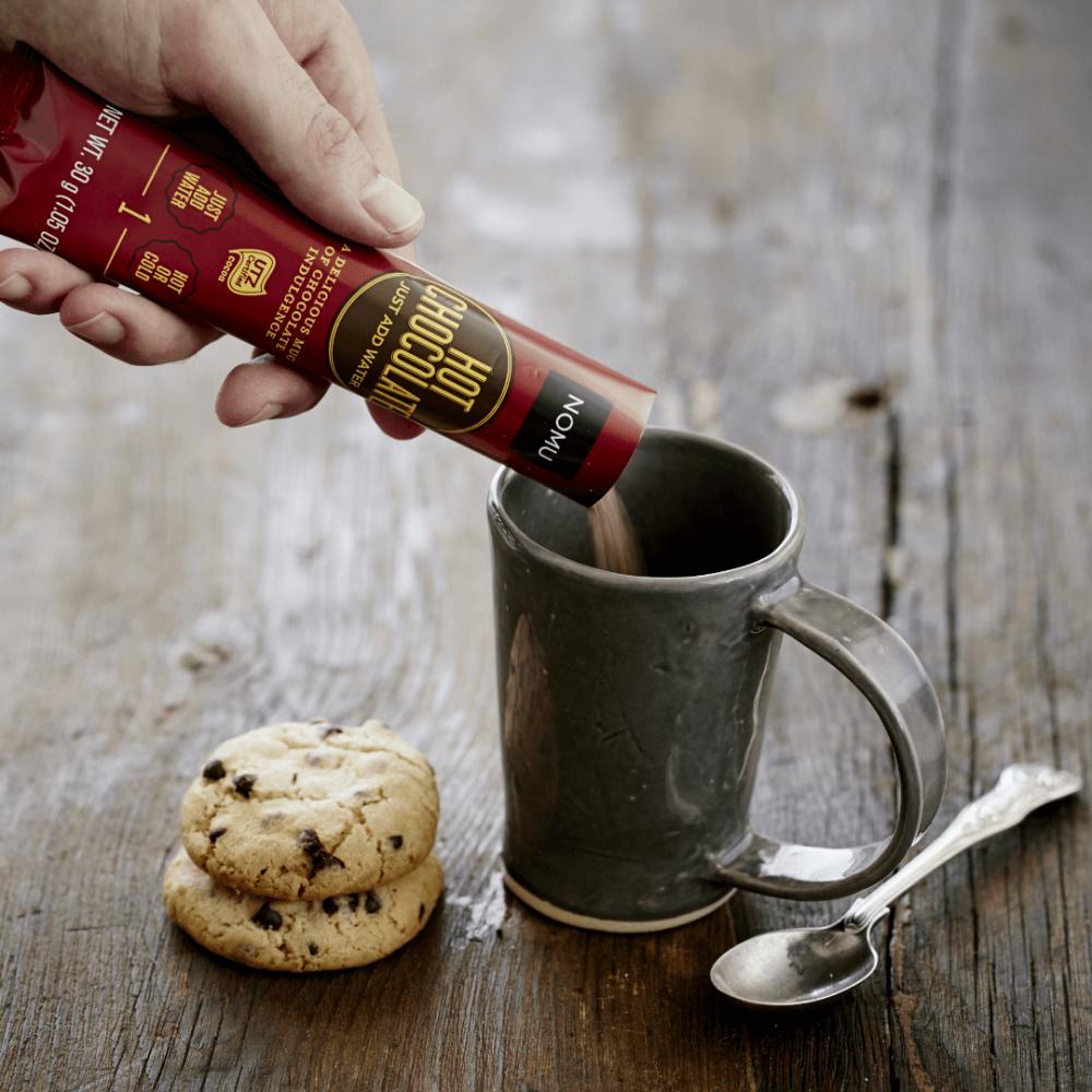 اجود شوكولا ساخنة مشروب فوري - متجر هيل