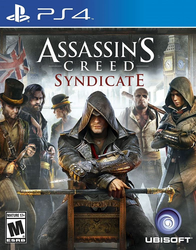 Assassins Creed Syndicate - Standard Edition - PlayStation 4