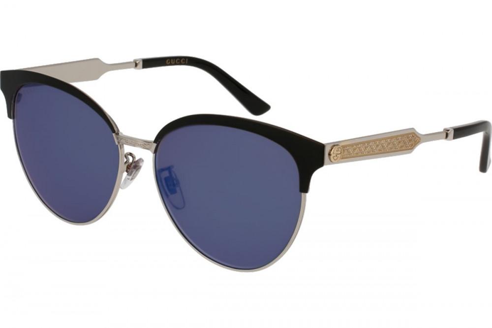 نظارة شمسية قوتشي موديل GG0074SK