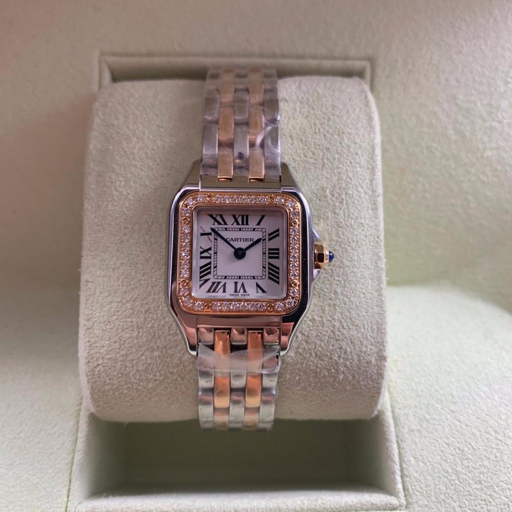ساعة كارتير بانثر الأصلية جديدة تماما موج أول سوق إلكتروني في الشرق الأوسط للساعات والمجوهرات الأصلية