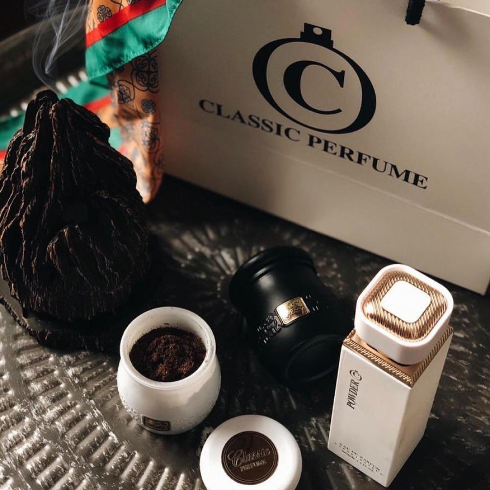 عطر كلاسيك بودر classic perfume powder