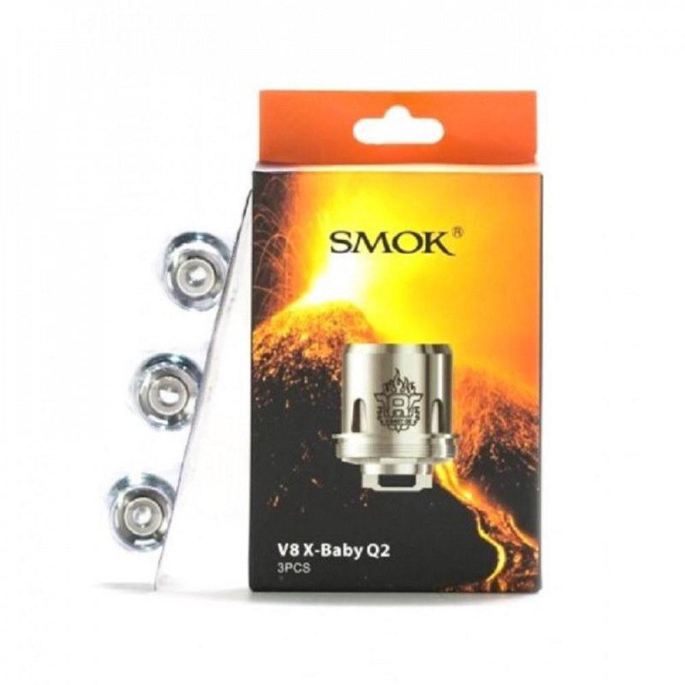 كويلات سموك SMOK V8 X-Baby Q2 Coils