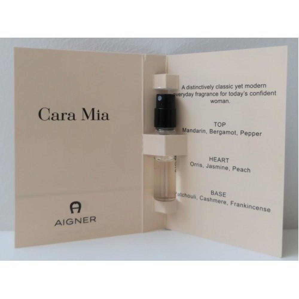 Aigner Cara Mia Eau de Parfum Sample 1-5ml خبير العطور