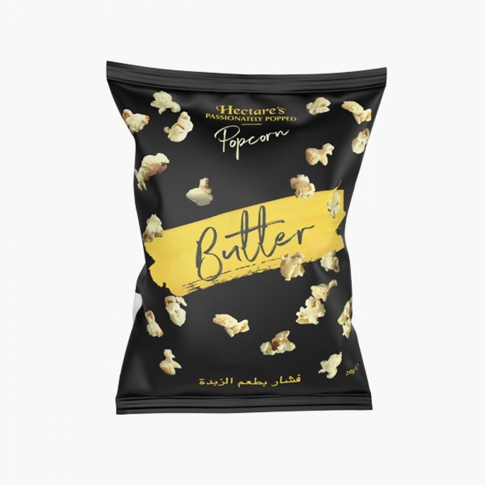 فشار بطعم الزبدة Hectare s Popcorn Butter