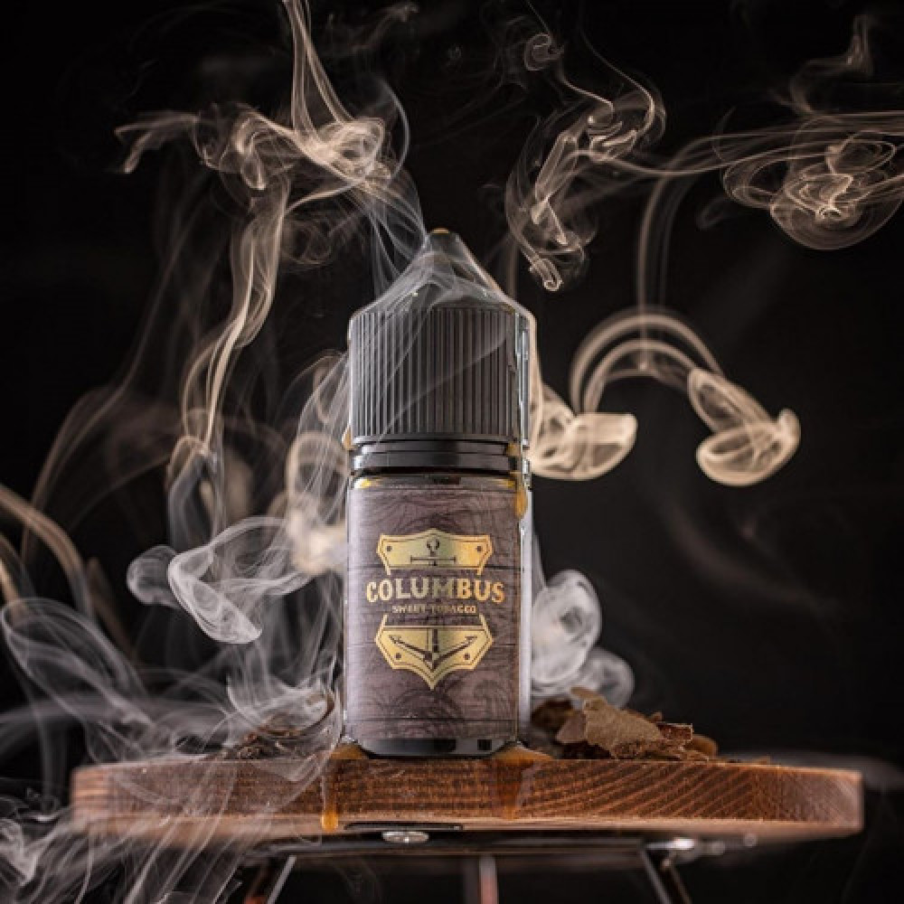 نكهة كولومبوس سويت توباكو - COLUMBUS SWEET TOBACCO - Salt Nicotine