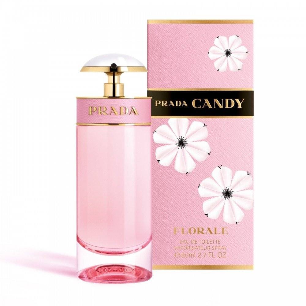 Prada Candy Florale Eau de Toilette 80ml عين ازال للعطورات