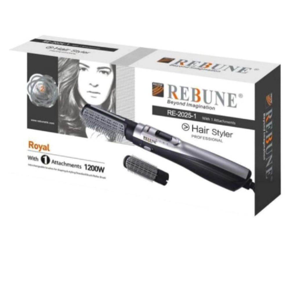 ريبون مصفف الشعر الاحترافي قطعة واحدةRE-2025-1 بقوة 1200W من ريبون REB