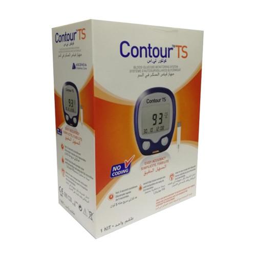 جهاز تحليل سكر Contour Ts مسحة سكر