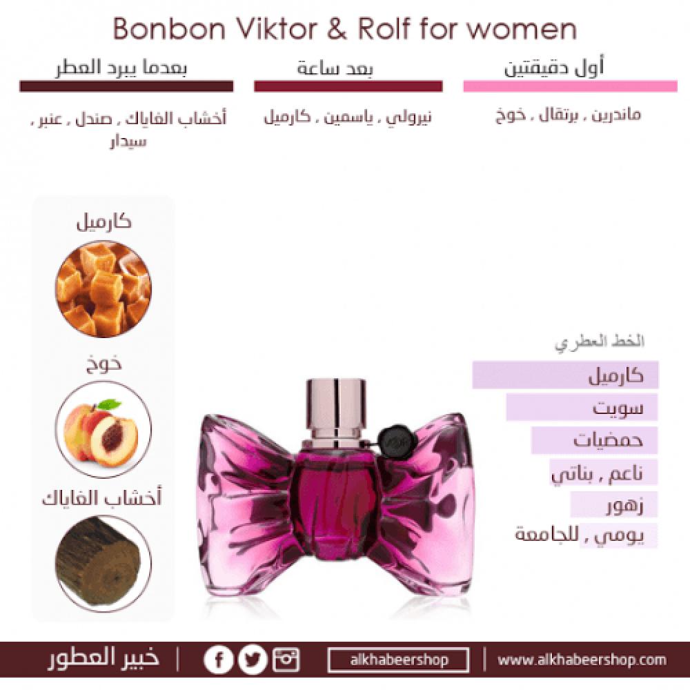 Viktor Rolf BonBon Eau de Parfum 90ml متجر خبير العطور
