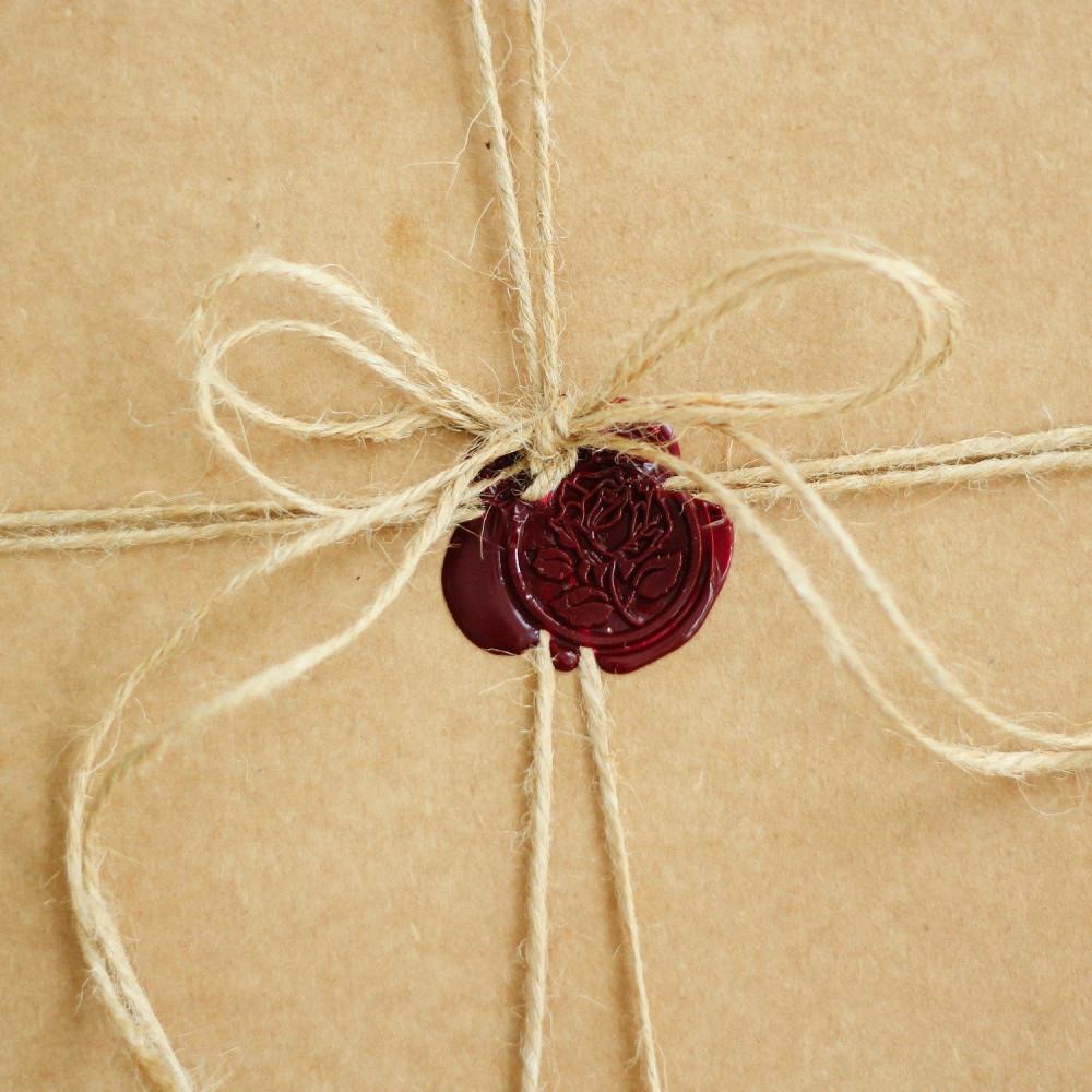 ختم شمعي أحمر اختام الشمع شمع ختم الطوابع كيف اسوي ختم وردة متجر