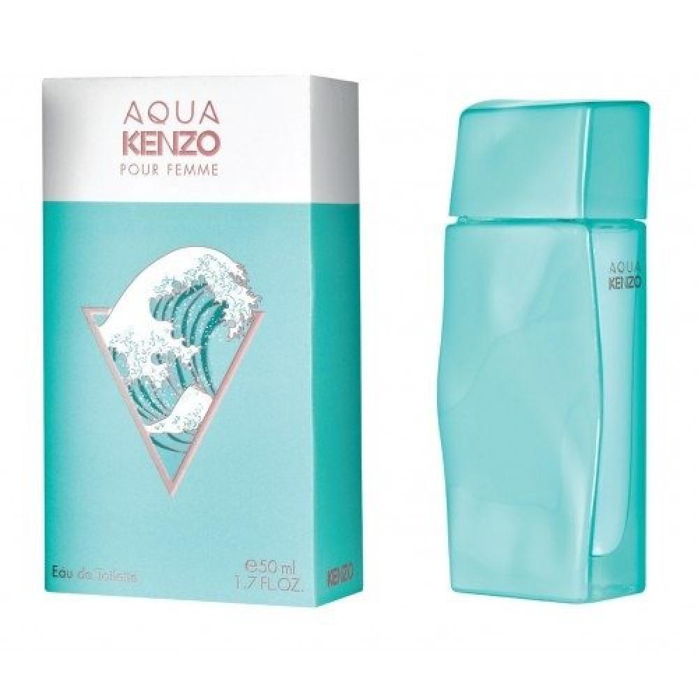 Kenzo Aqua Pour Femme Eau de Toilette 50ml خبير العطور