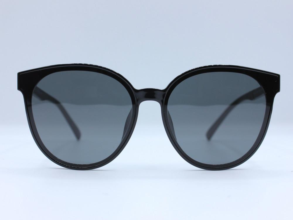 نظاره شمسية دائرية من ماركة PARIM لون العدسة اسود