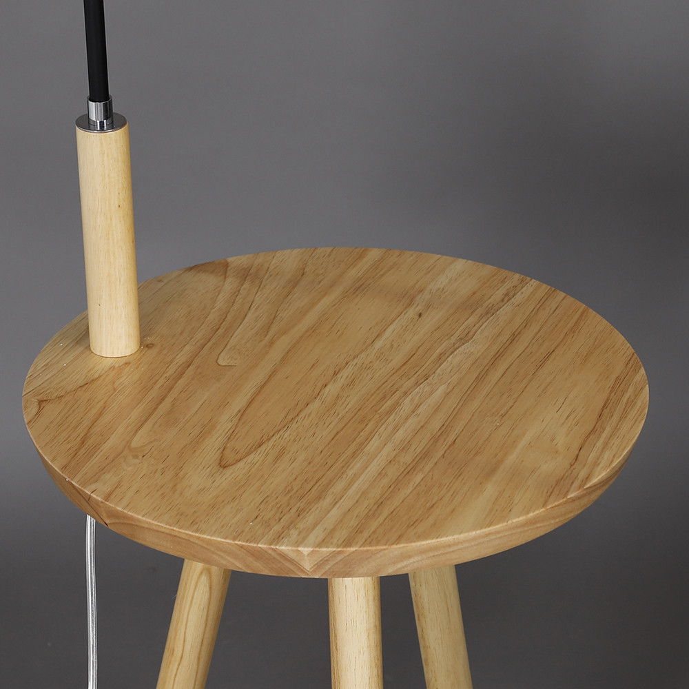 متجر مواسم الطاولة خشبية الصنع لـ أباجورة أرضية موديل كيرف