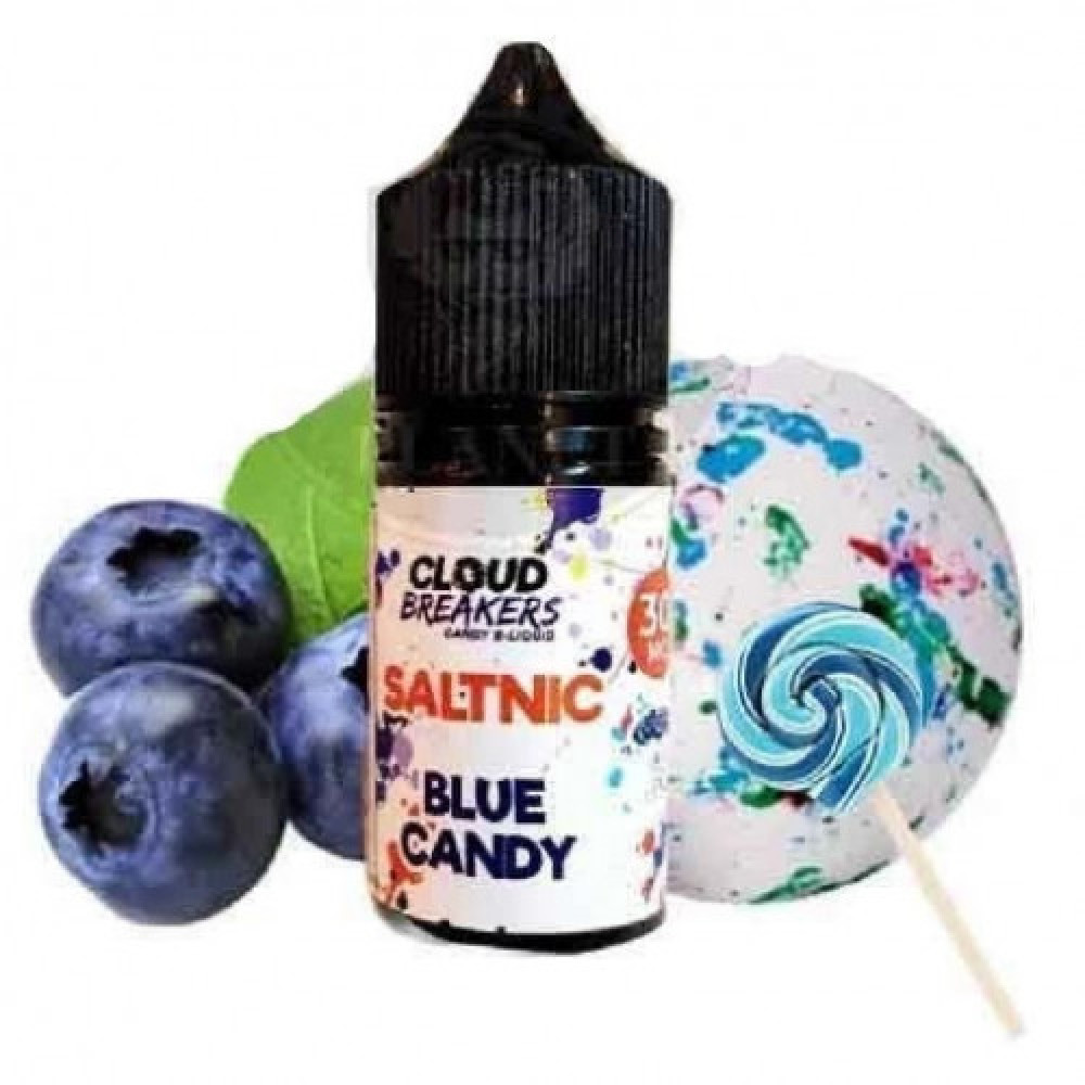 نكهة كلاود بريكرز بلو كاندي سولت نيكوتين - Cloud Breakers Blue Candy -
