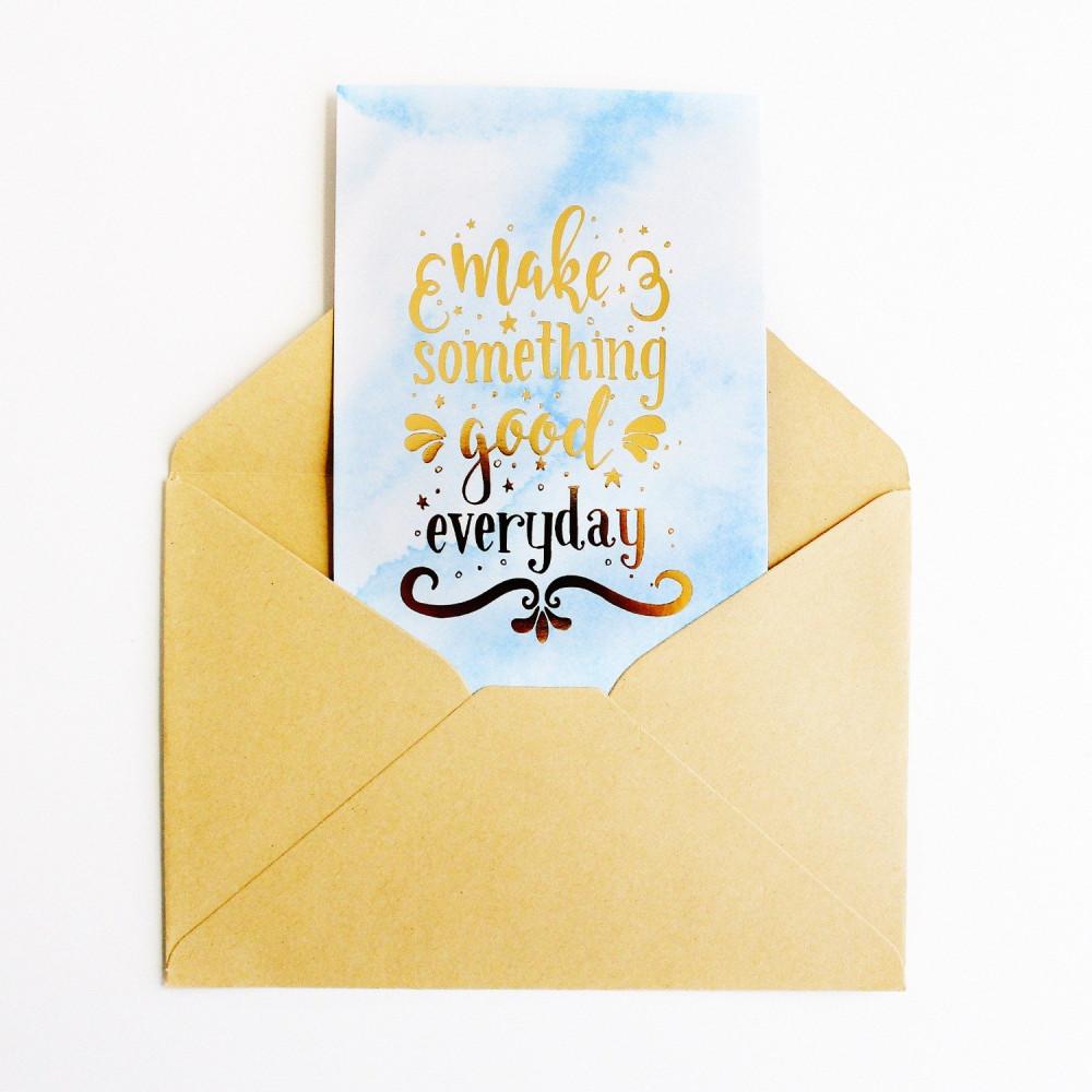 بطاقة هدية make something كرت هدية بطاقات هدية متجر هدايا بطاقة تخرج