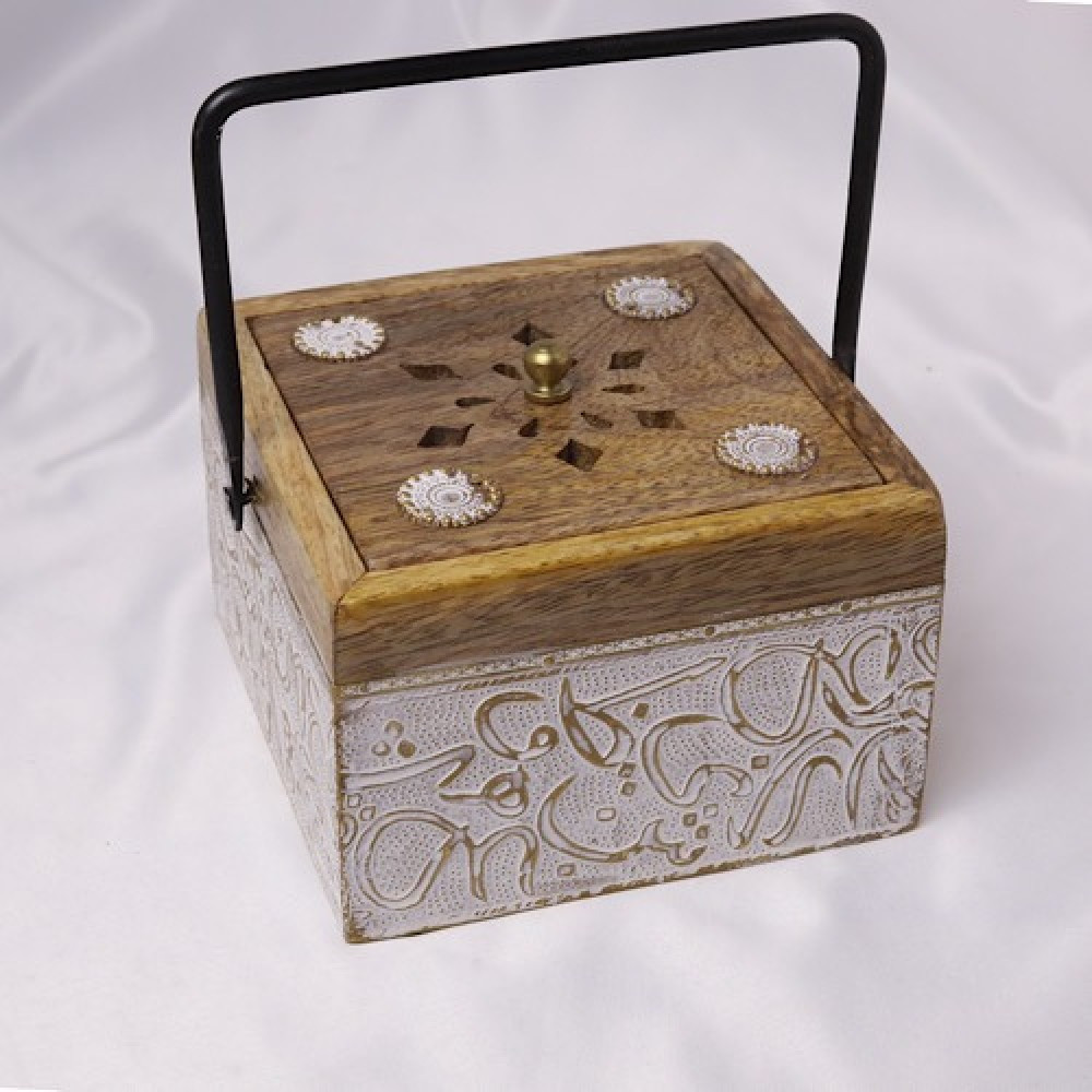 اجمل مبخرة خشب العود - داما - متجر لوازم اكسسوارات