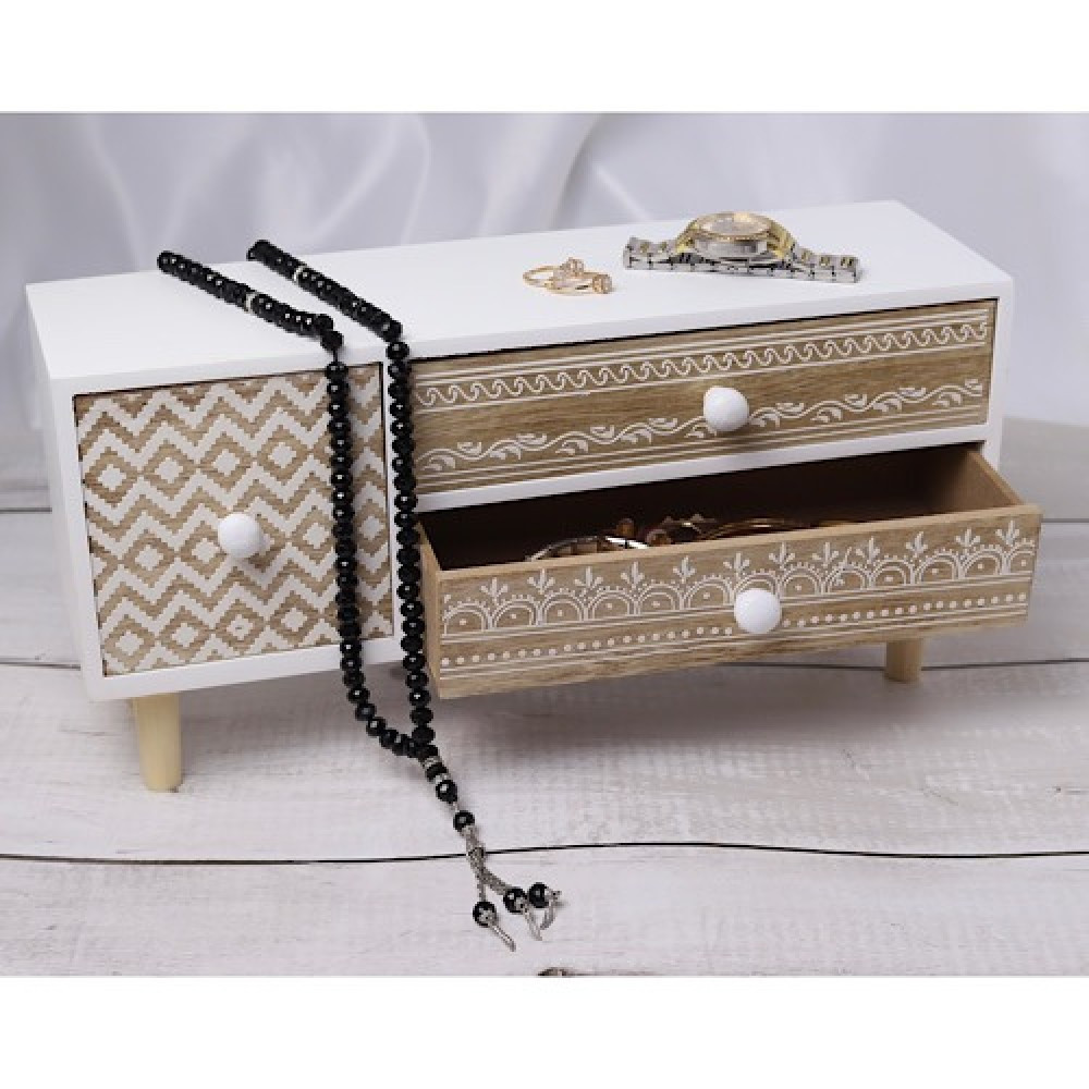 شراء صندوق خشبي كبير للبيع - داما - متجر لوازم اكسسوارات