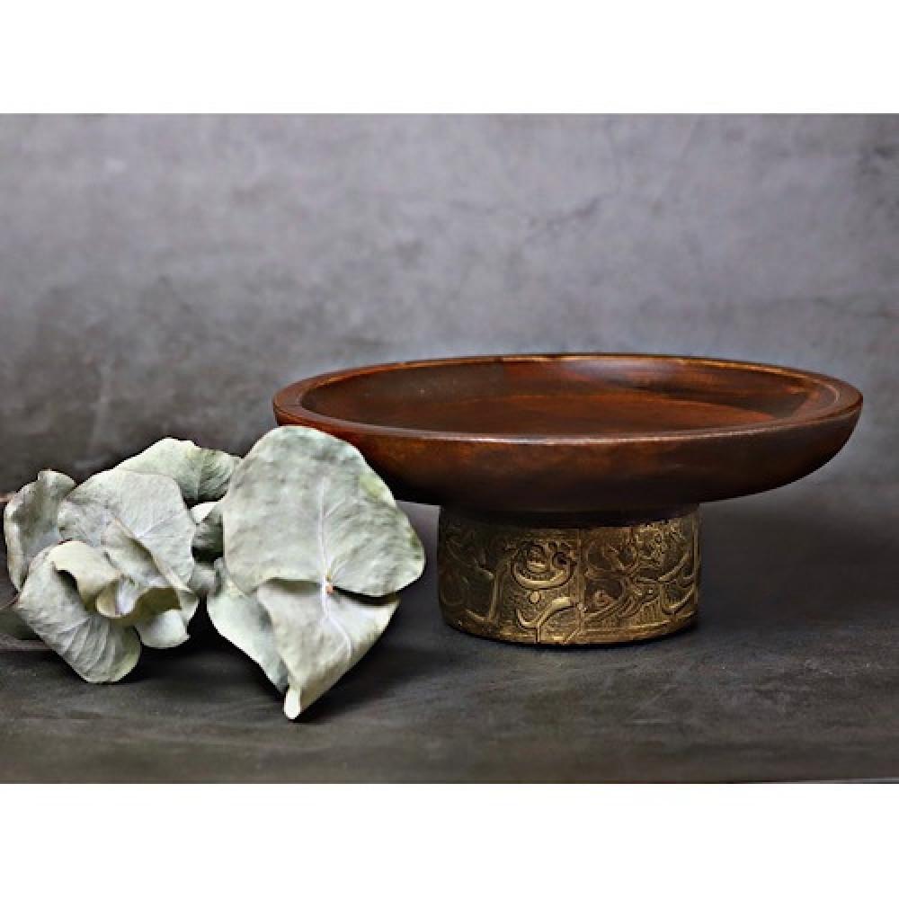 اطباق تقديم خشب - داما - متجر لوازم اكسسوارات