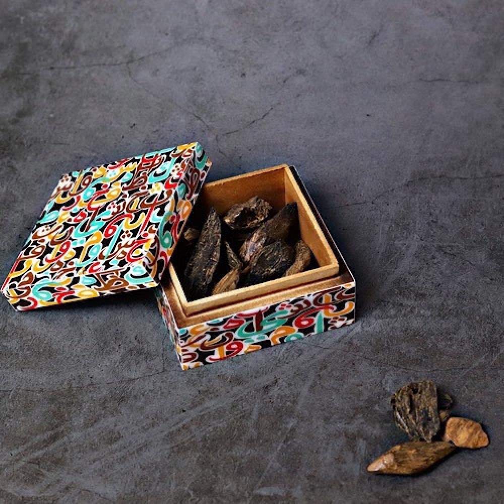 صناديق خشب مزخرفة - داما - متجر لوازم اكسسوارات