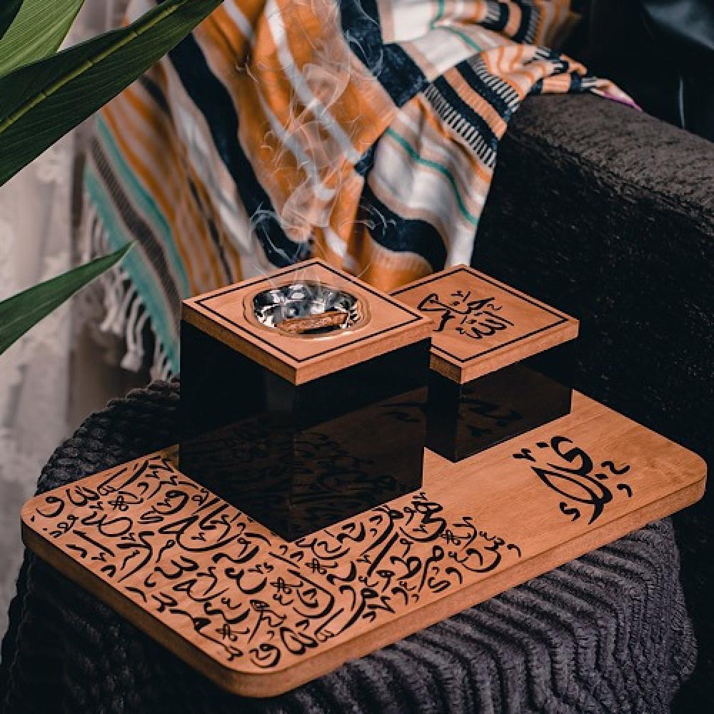 اروع انواع المباخر الخشب - داما - متجر لوازم اكسسوارات