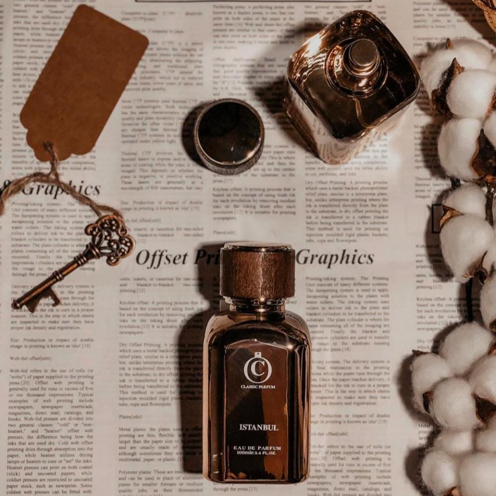 عطر كلاسيك اسطنبول classic perfume Istanbul