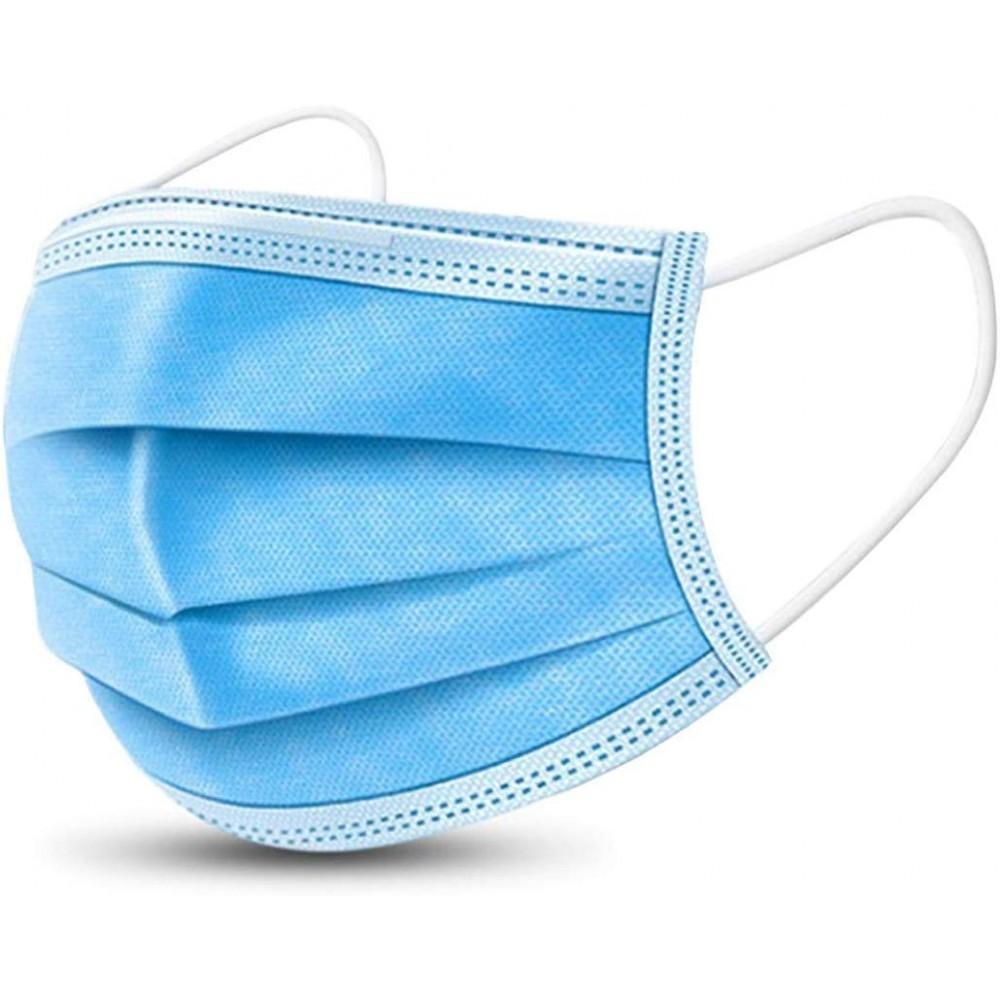 كمامات زرقاء 50 حبة