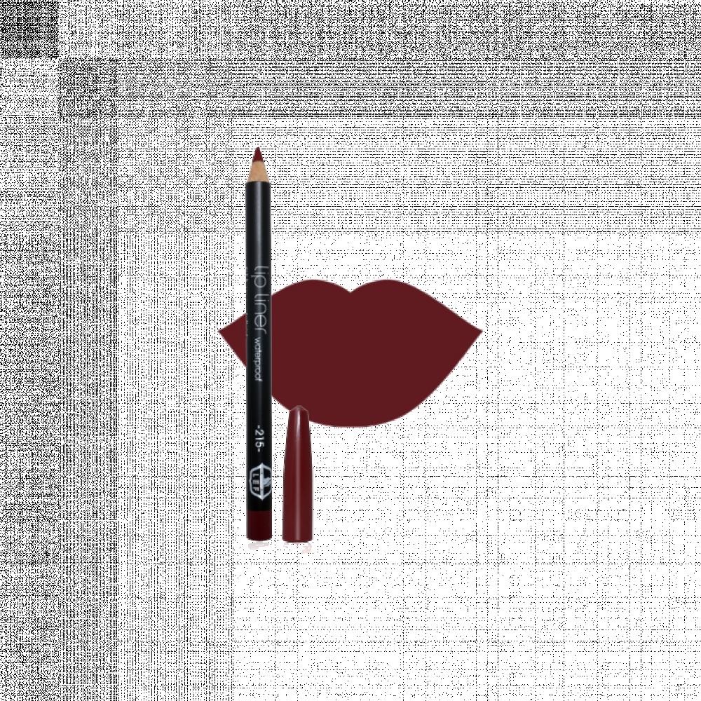 قلم تحديد الشفاه من ليف - الدرجه 215