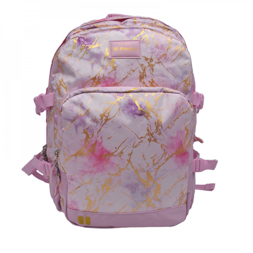 شنطة ظهر رخام بوز, Marble Backpack, Pause