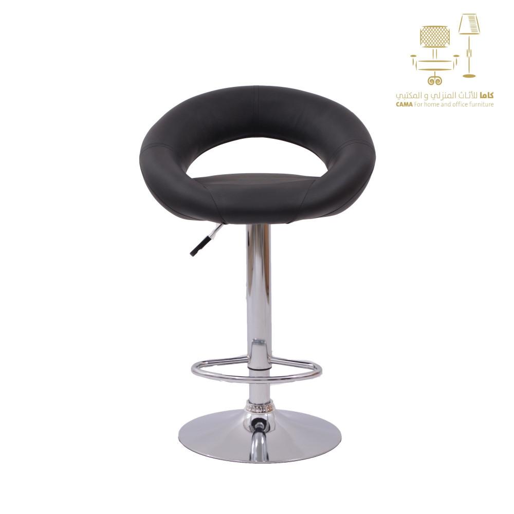 كرسي بار اسود C-B05A