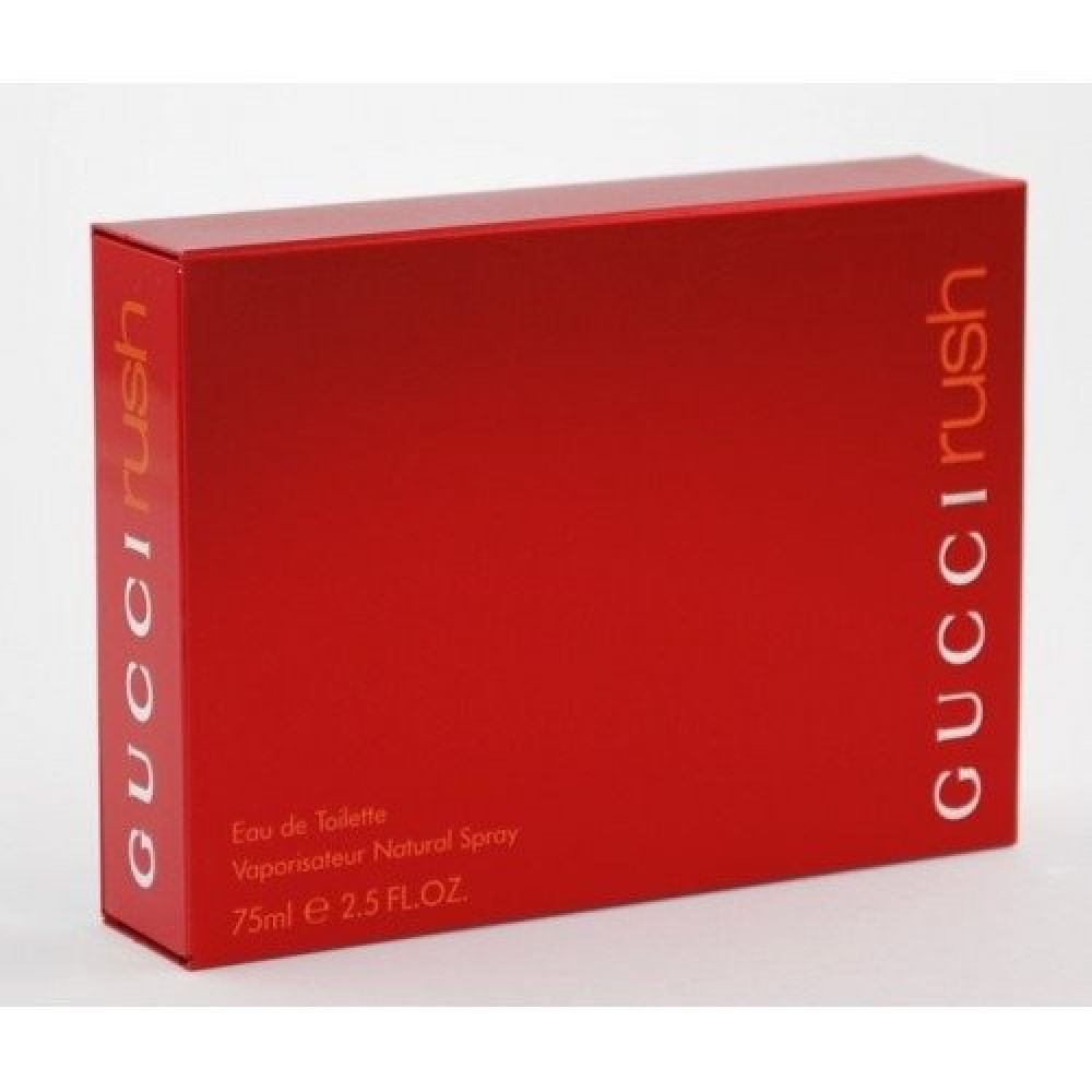 Gucci Rush Eau de Toilette 75ml خبير العطور