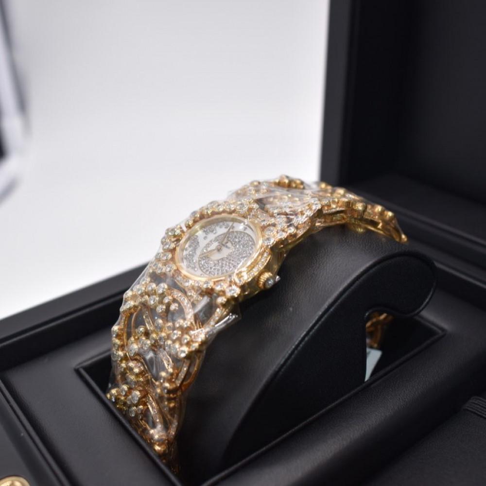 ساعة اودمار بيجيه ثمينة مستعملة
