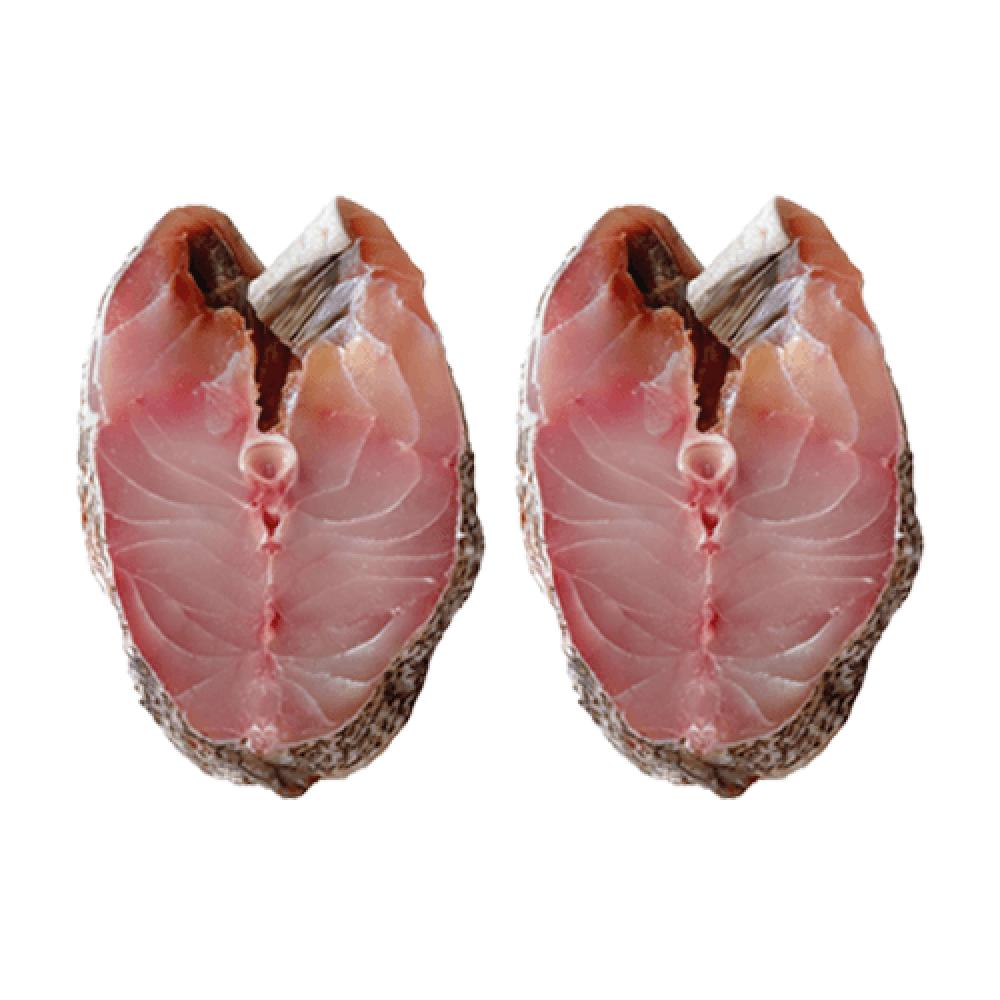 سمك هامور شرائح slices Grouper