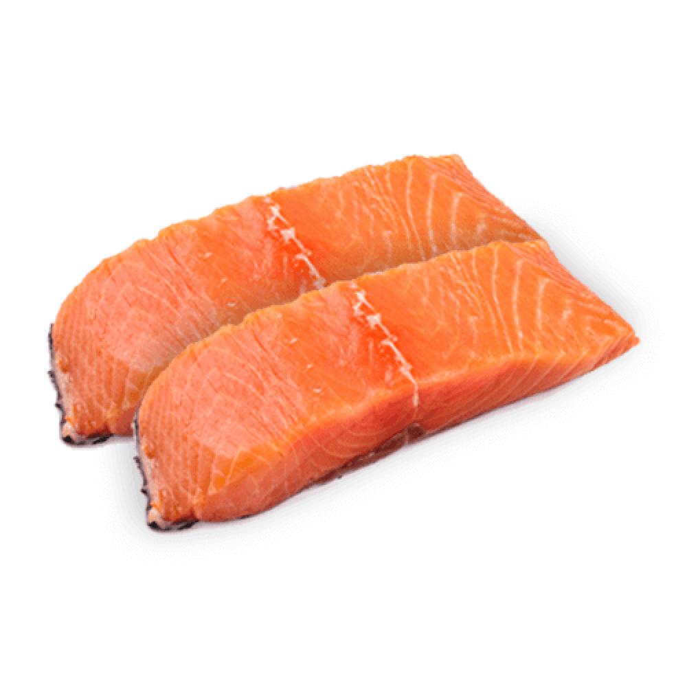 سمك سالمون طازج فيليه fillet salmon