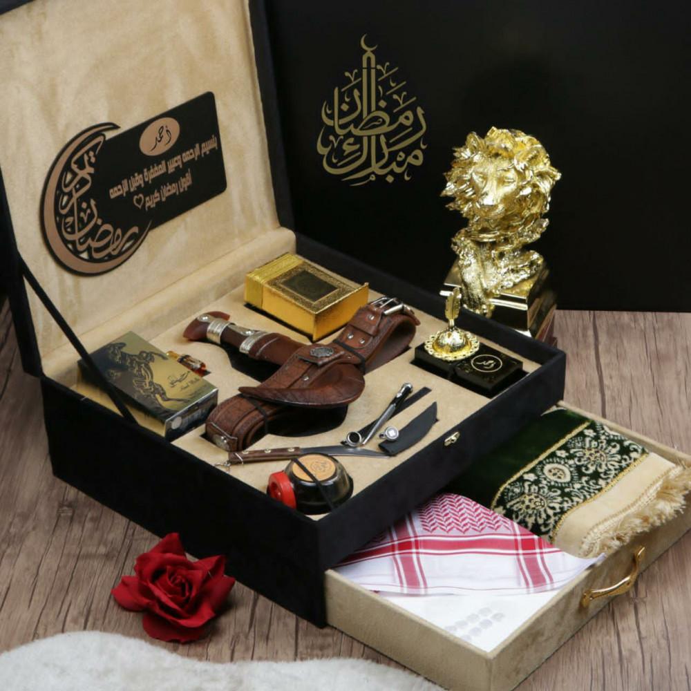 بوكس هدية رجالية رمضانية راقية