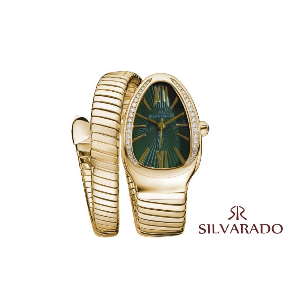 ساعات نسائية بتصميم حديث ماركة SILVARADO