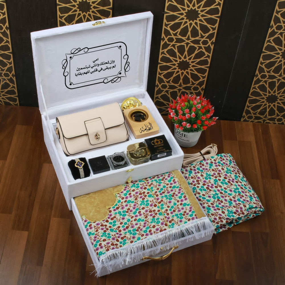 بوكس هدية نسائية رمضانية راقية