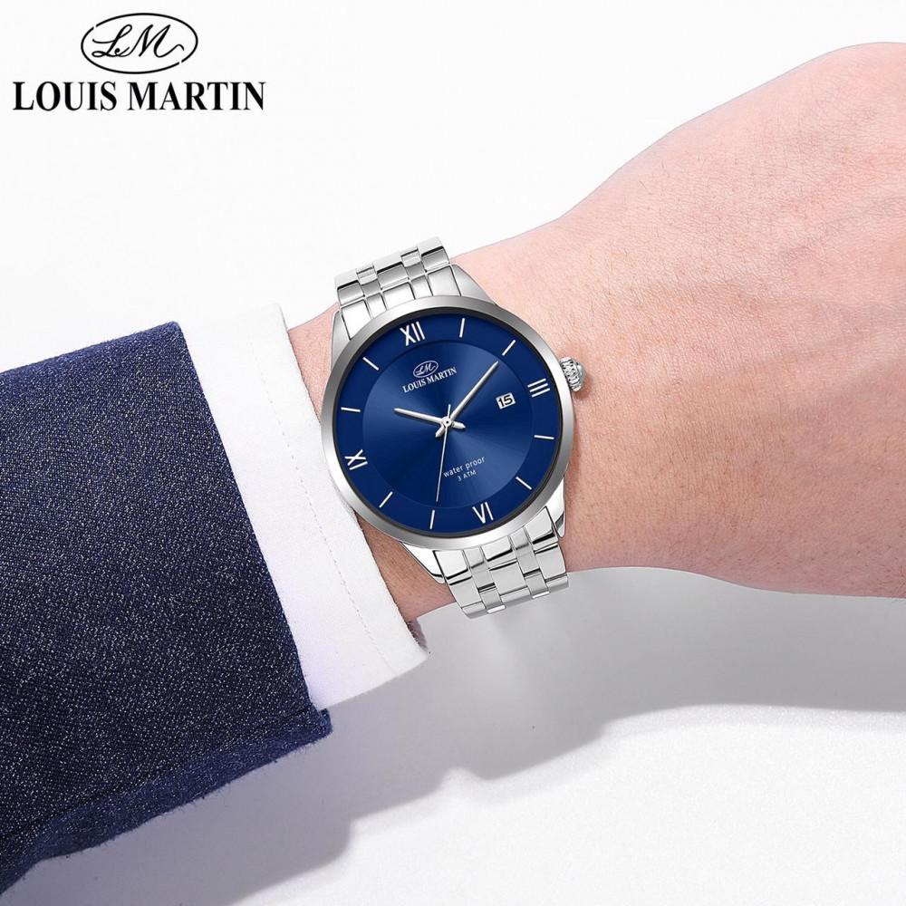 ساعات رجالية راقية ماركة LOUIS MARTIN