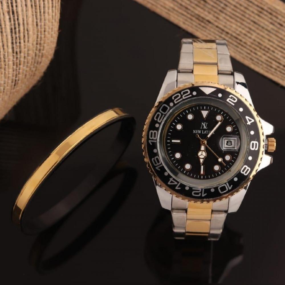 ساعت رجالية بتصميم حديث