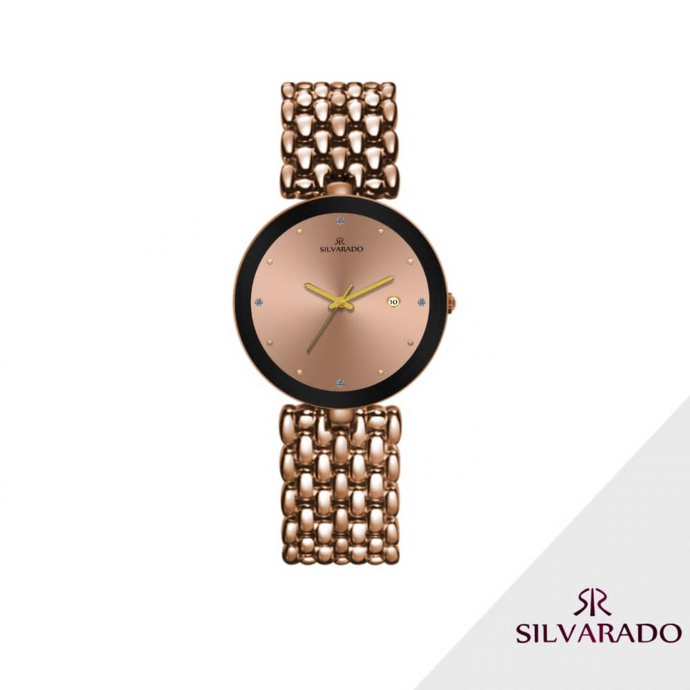 ساعات رجالية حديثة ماركة SILVARADO